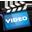 Video icono